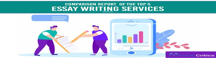 Comparison Report of the Top 5 Essay Writing Services